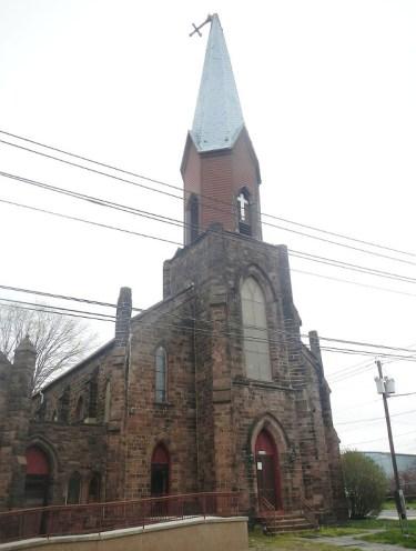 The Dutch Reformed Church, now called La Senda Antigua