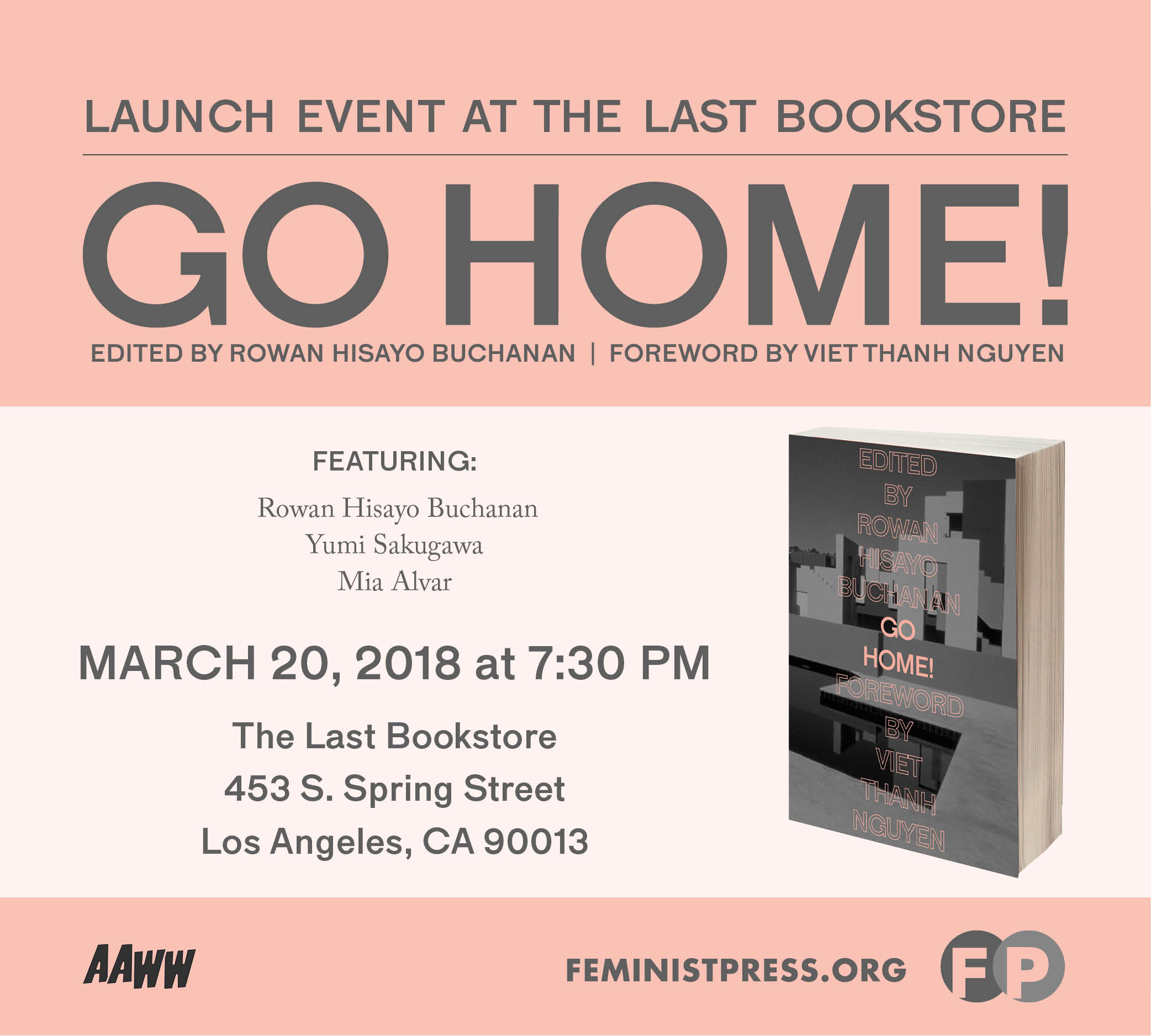 Go Home! Los Angeles Launch