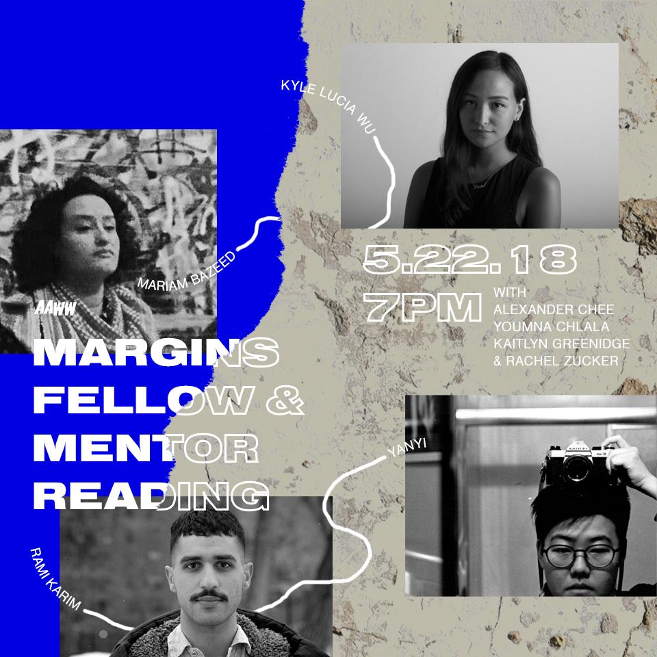 Margins Fellow & Mentor Reading