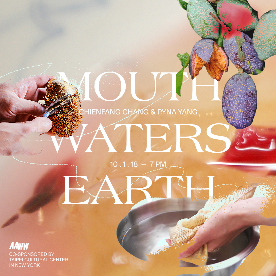 Mouth Waters Earth