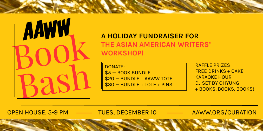AAWW HOLIDAY BOOK BASH
