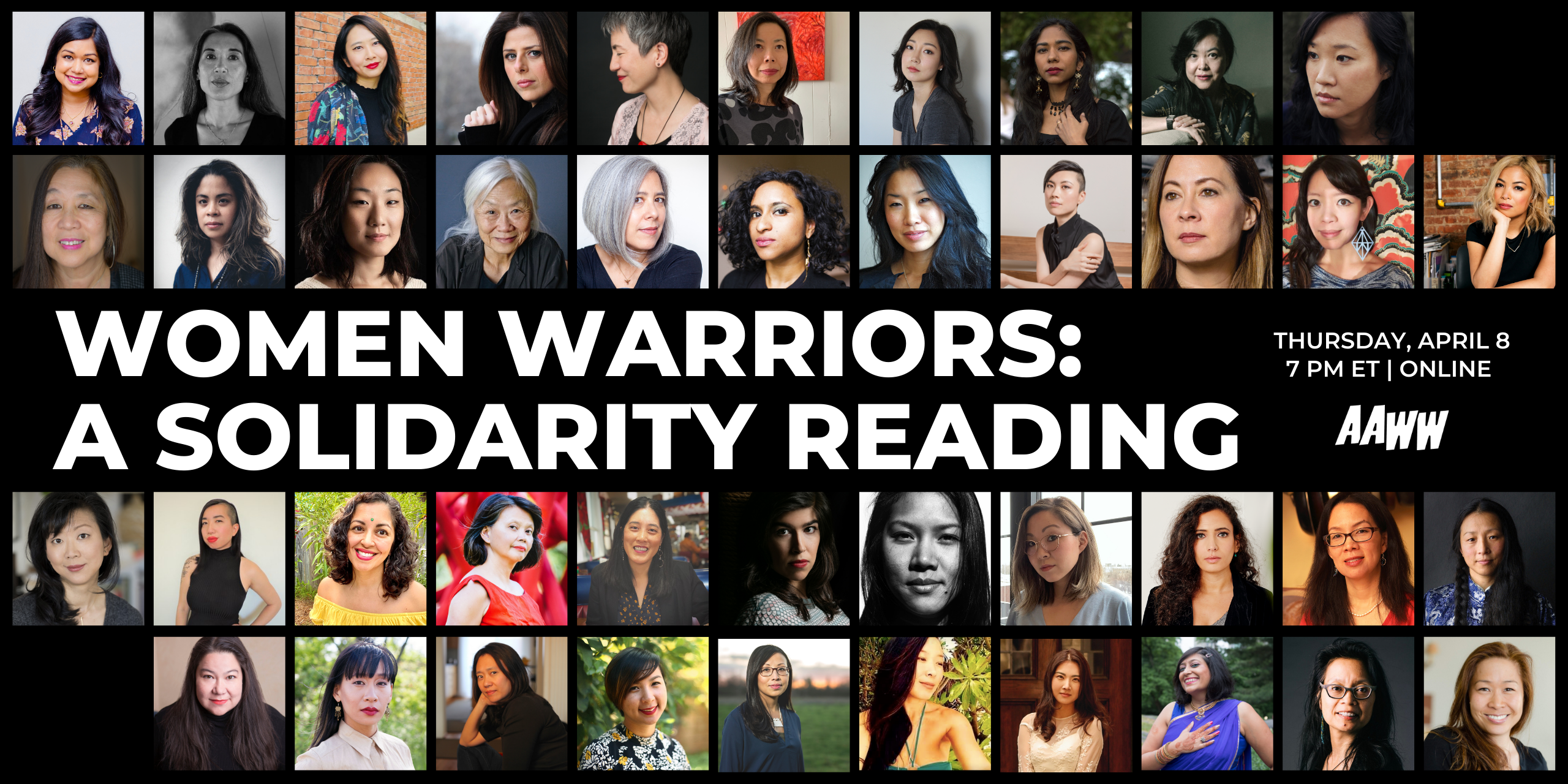 Women Warriors: A Solidarity Reading