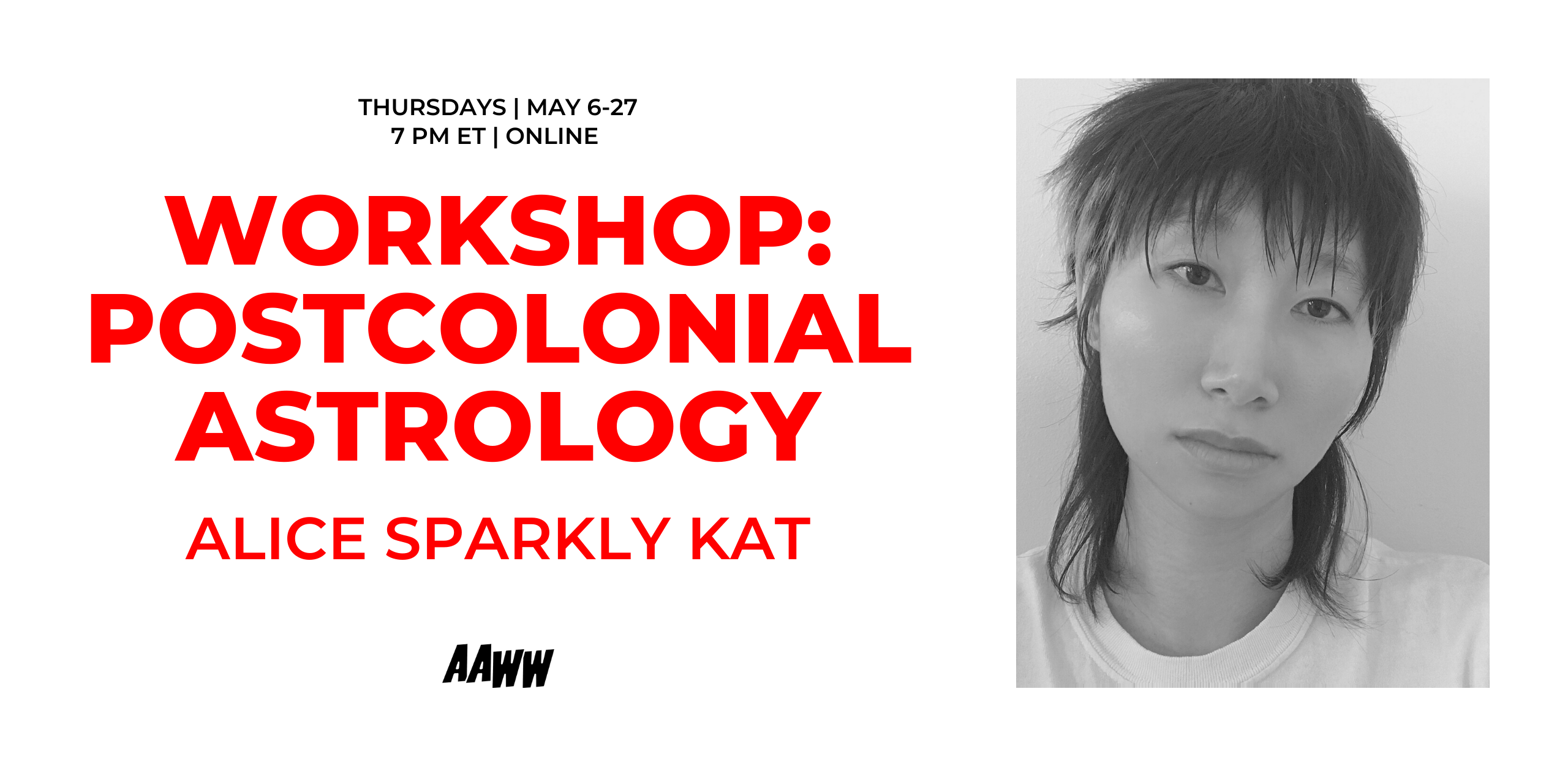 WORKSHOP: POSTCOLONIAL ASTROLOGY