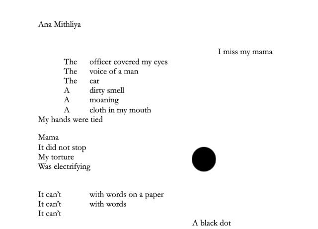 Name meth my poem is INDIAN METH