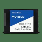 WD Blue 3D NAND SATA SSD ويسترن ديجيات