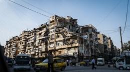 Destroying Aleppo