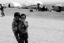 Atmeh Refugee Camp