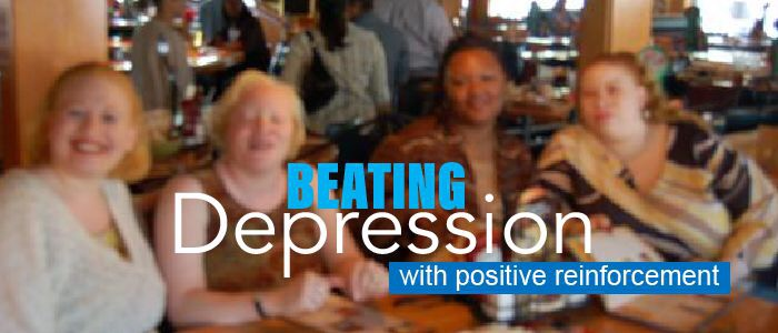 Beating Depression with Albinism