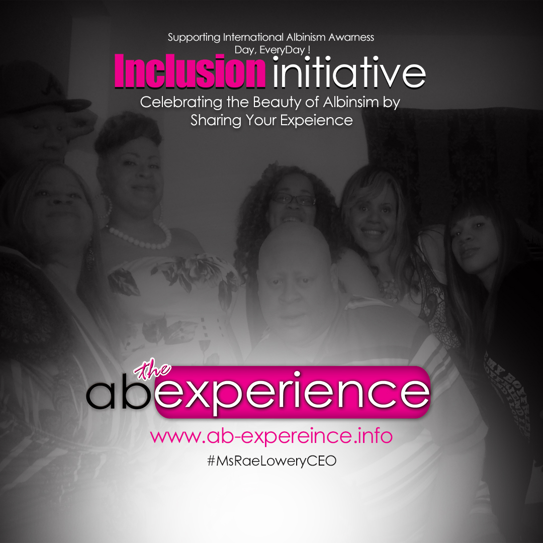 Albinism Health and Beauty through the AB Experience