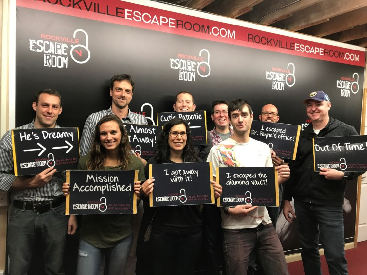 Rockville Fun Day - Escape Room