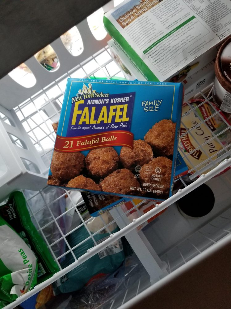 Falafel Food Review