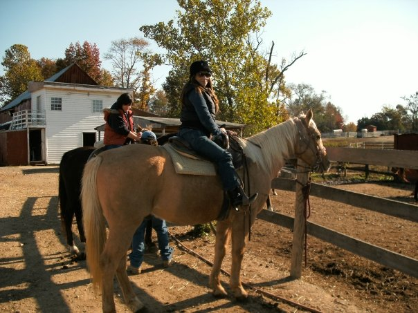 Horseback Riding Meetup Event 2010