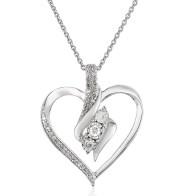 Diamond-3-Stone-Pendant-Necklace
