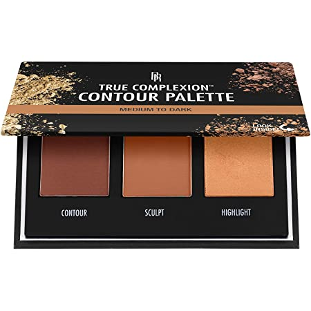 Black Radiance True Complexion Contour Palette, Medium to Dark