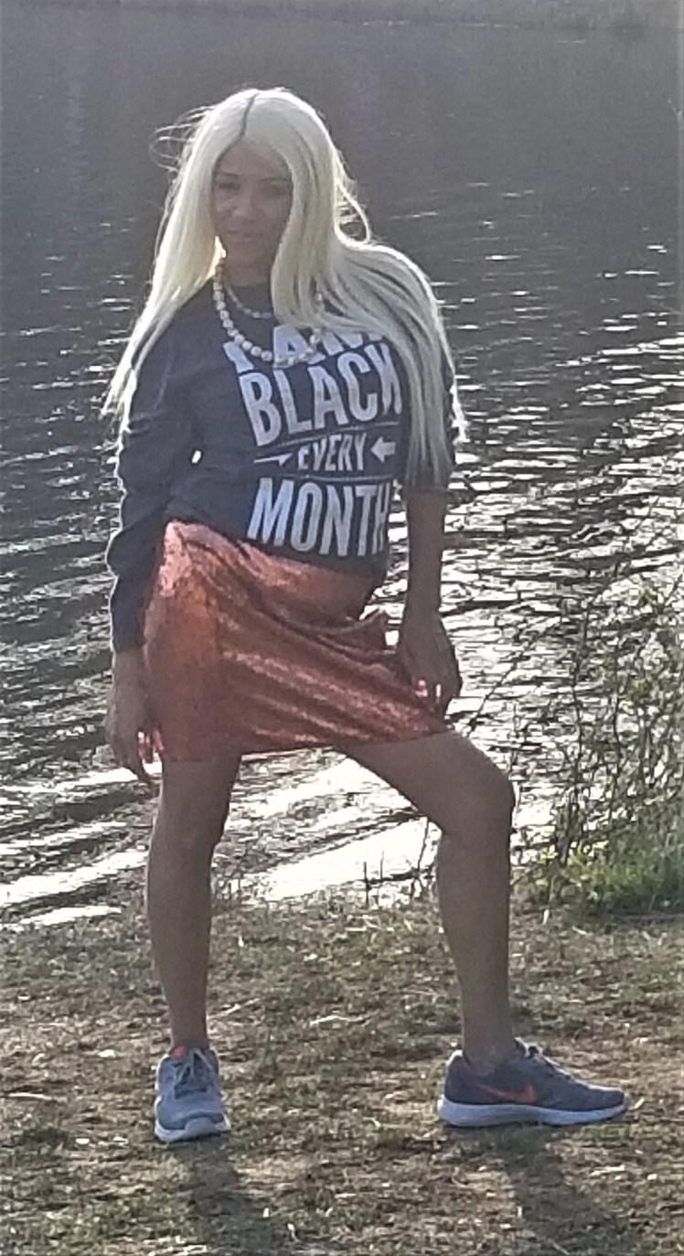 I Am Black Every Month