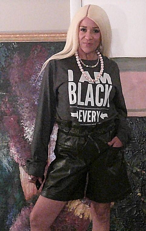 KENDALL + KYLIE Vegan Leather Paperbag Shorts
