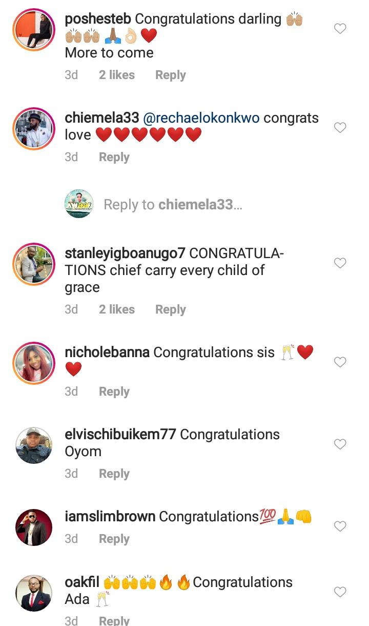 Yul Edochie, Ken Erics, Zubby Michael, Others Respond to the Latest Endorsement Deal Bagged Rachael Okonkwo