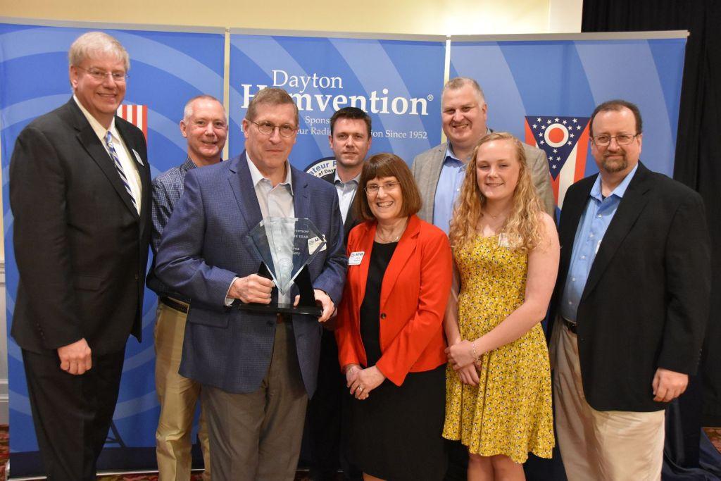 NARS Receives the 2019 Dayton Hamvention Club of the Year Award