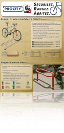 ranges vélos