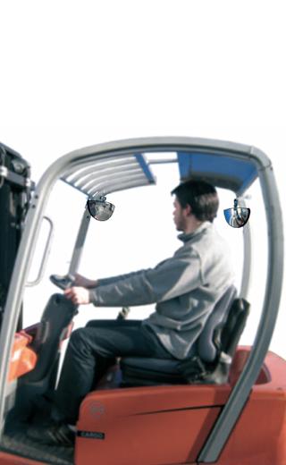 Rétroviseur pour chariot