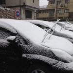 大雪再び!相模原市南区 20140214