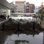 大雪の様子 相模原市南区 2014.2.15AM