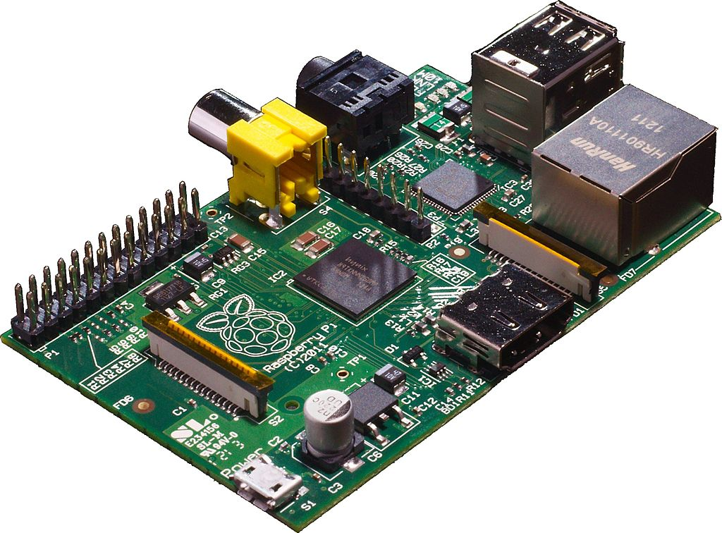 Setting up a Raspberry Pi to work with a DV Access Point