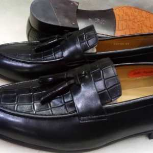 British Style Dress Shoes for Men - Black
