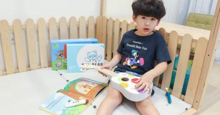 【KidsRead點讀筆x茜茜|孩子的早教音感美學|音樂素養系列】