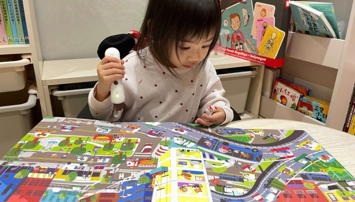【KidsRead點讀筆x茜茜|玩樂無痛學語言|幼兒英文篇。遊戲唱跳系列】