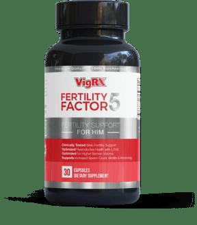 VigRX Fertility Factor 5 UK