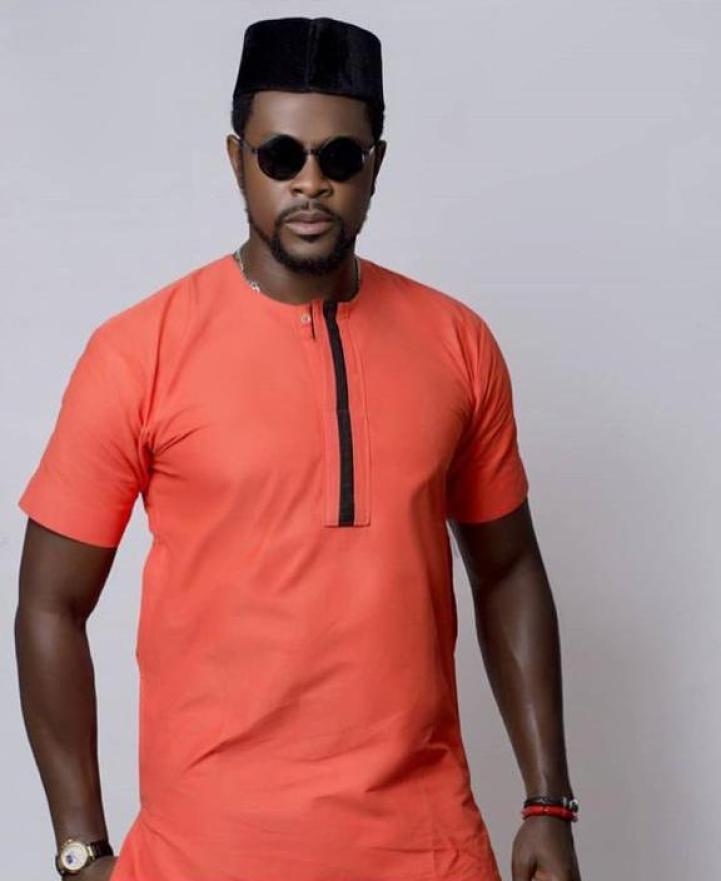 I can last more than 40 seconds, Nollywood actor Mandinga woos Tonto Dikeh