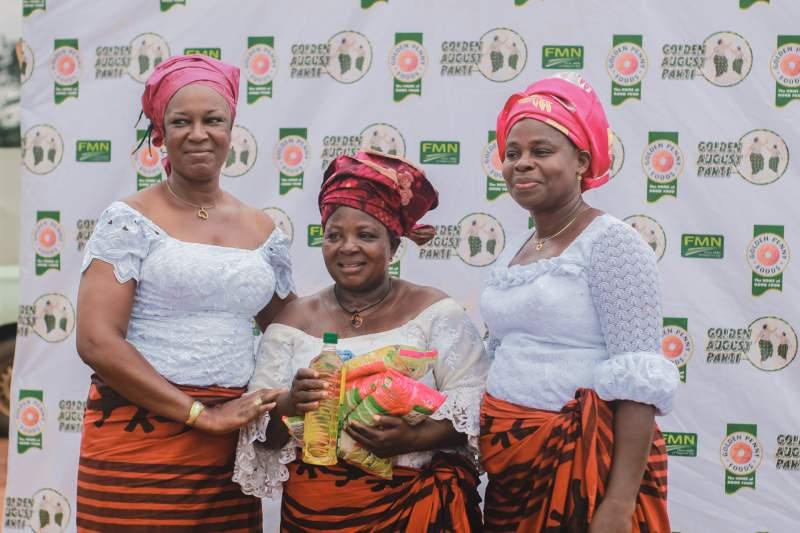 Over 5000 women benefit from Flour Mills Golden August Parti