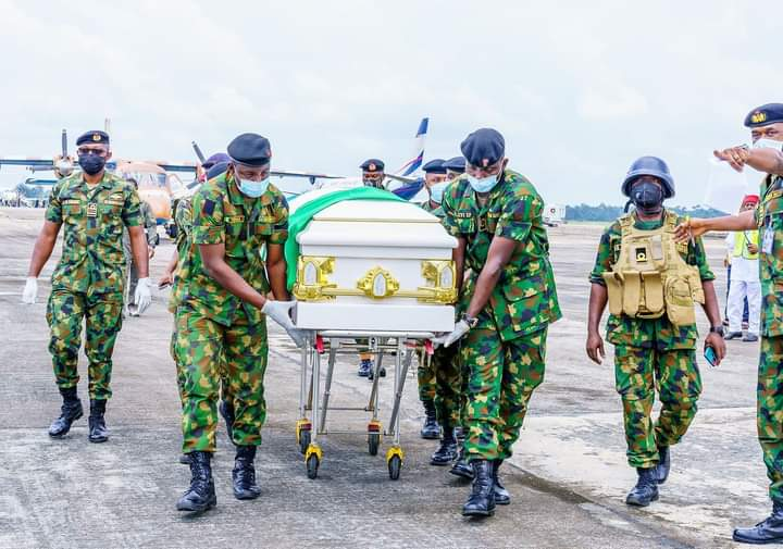 Hope Uzodimma Renames Heroes Square Owerri After Rear Admiral Godwin Ndubuisi Kanu