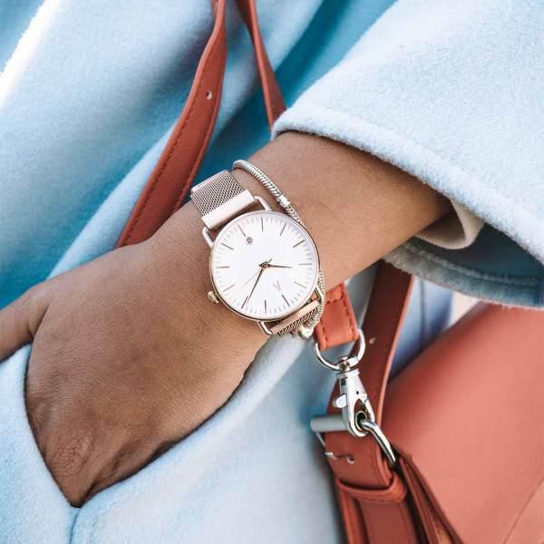 Reloj Pierina Mesh
