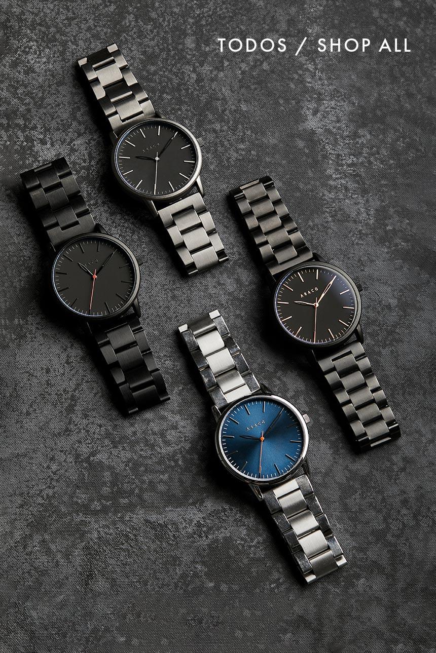 Relojes y Accesorios para Hombre y Mujer