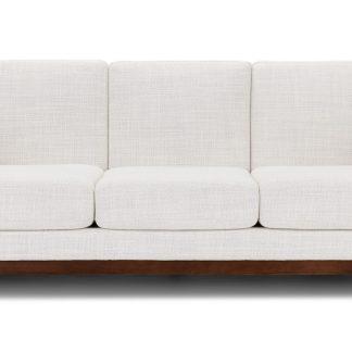 ceni white sofa