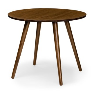 article Seno Walnut Round Dining Table