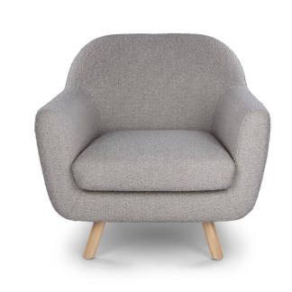 Gabriola Dover Gray Lounge Chair