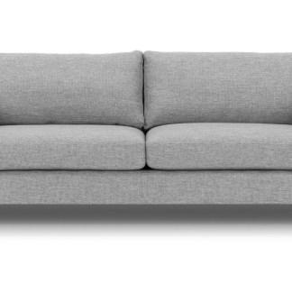 Nova Winter Gray Sofa front