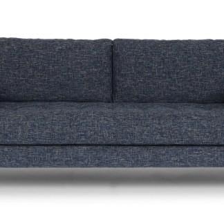 Sven Neptune Blue Sofa front