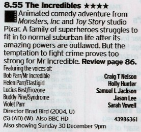 BBC3 - Now is this the best Pixar film?