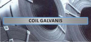 Produk - Coil - Coil Galvanis