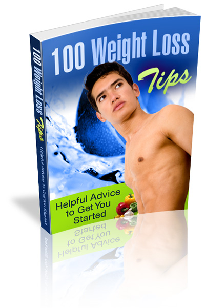 100 tips to loose weight