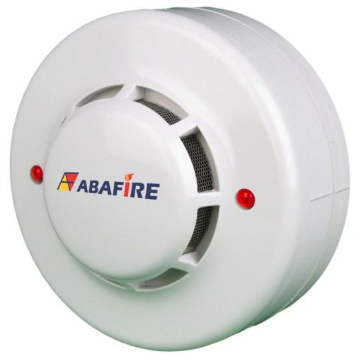 Detector de Fumaça Pontual Convencional com saída relé NA (Conventional Smoke Detector) código AFDF Imagem 10