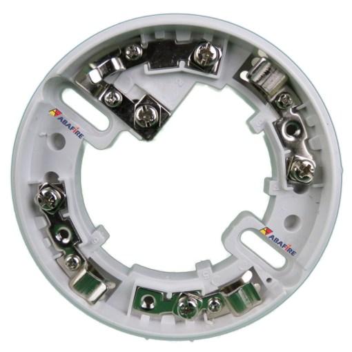 Detector de Fumaça Pontual Convencional com saída relé NA (Conventional Smoke Detector) código AFDF Imagem 09