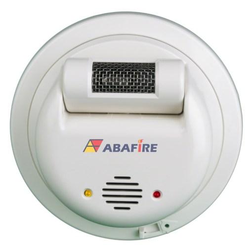 Detector de Chama Pontual Ultravioleta (UV Flame Detector) Tipo Convencional e Autônomo com Sirene Interna e Saída Relé NA/NF. código FS2000 - Imagem 08
