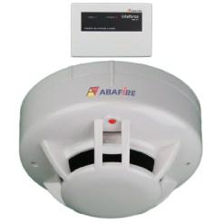 Detector Pontual de Vazamento de Gás GLP ou Gás GN com módulo endereçável, código AFDG3E - Imagem 01