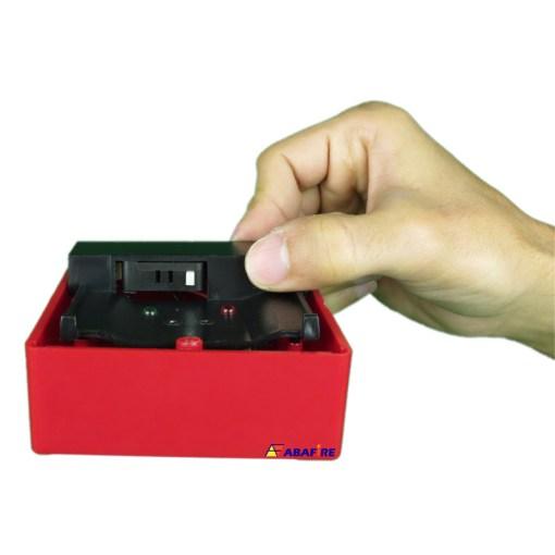 Botoeira e Acionador Manual Convencional (Convencional Call Point) código AFAM2. Ideal para Central de Alarme de Incêndio. Imagem 11
