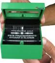 Acionador Manual e Botoeira de Comando Para Controle de Acesso e Emergência na Cor Verde com Relé NA/NF código AFAM3VD – Imagem 07